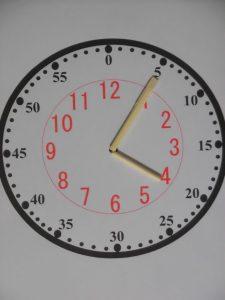 時計の読みの教え方(2)〇時〇分の読み-時計が読めない子に試して欲しい-